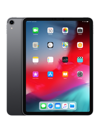 Планшет Apple iPad Pro 11 2018 Wi-Fi 64GB Space Gray (MTXN2)