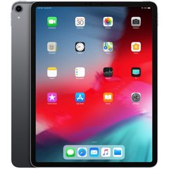 Apple iPad Pro 12.9 2018 Wi-Fi + Cellular 256GB Space Gray (MTHV2, MTJ02)